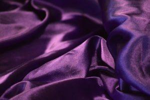 シルクサテンの布地