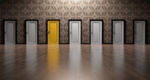 ドアを選択画像