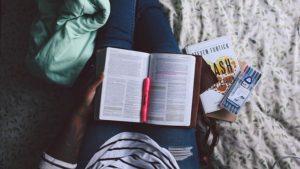 勉強をする学生の画像