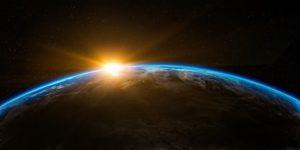 宇宙のイメージ写真