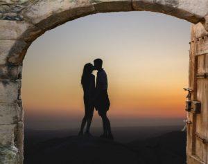 恋愛映画のイメージ写真