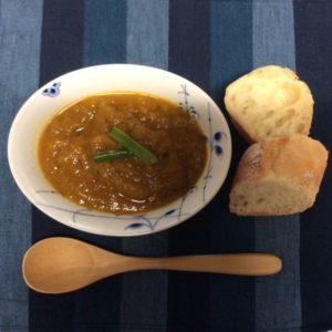 野菜スープ完成写真