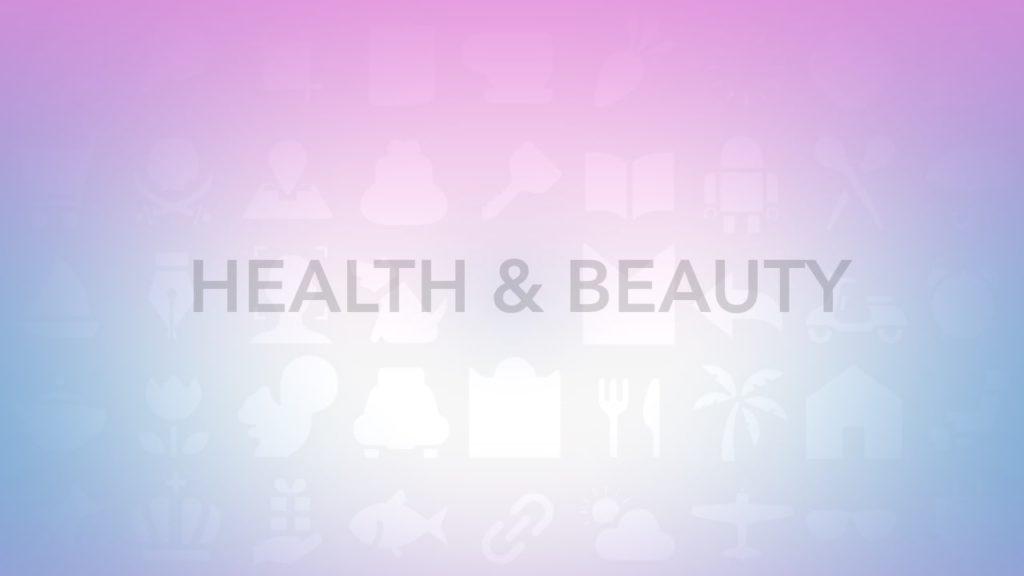 health&beauty画像