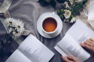 読書でリラックスしよう